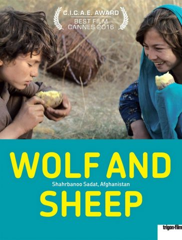Wolf and Sheep - 2016 Filmposter