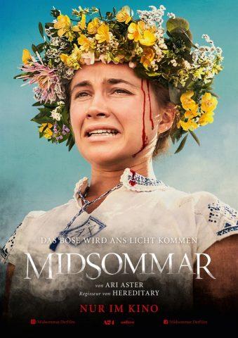 Midsommar - 2019 Filmposter