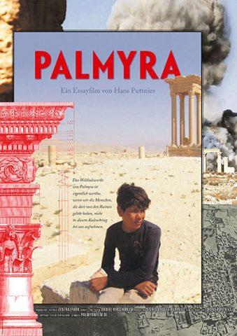 Palmyra - 2017 Filmposter