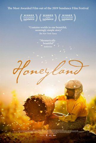 Land des Honigs - 2018 Filmposter