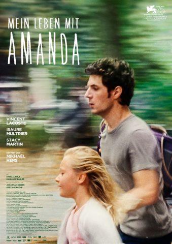 Mein Leben mit Amanda - 2018 Filmposter