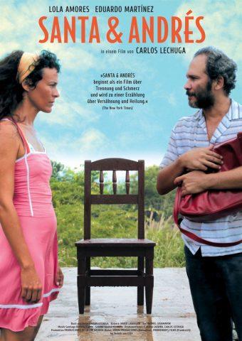 Santa & Andrés - 2016 Filmposter