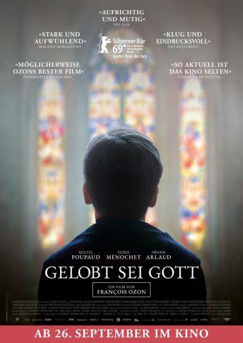 Gelobt sei Gott - 2018 Filmposter