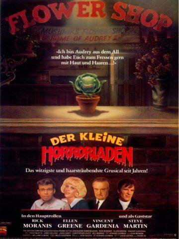 Der kleine Horrorladen - 1986 Filmposter