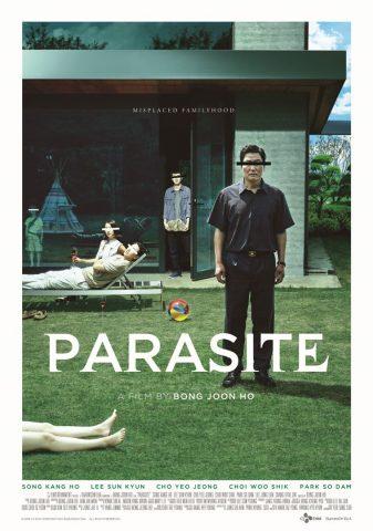 Parasite - 2019 Filmposter