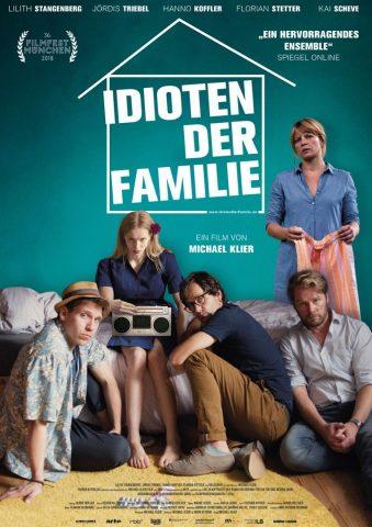 Idioten der Familie - 2019 Filmposter