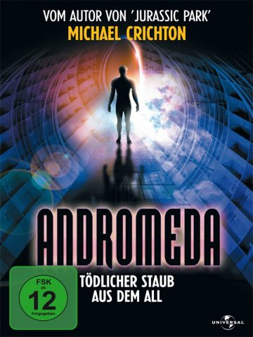 Andromeda - 1971 Filmposter