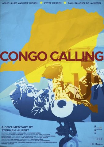 Congo Calling - 2019 Filmposter
