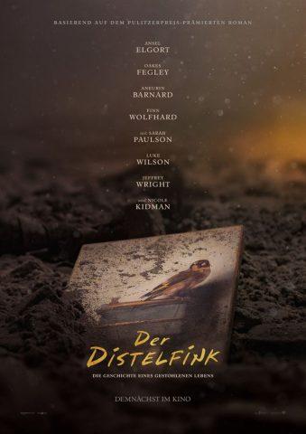Der Distelfink - 2019 Filmposter