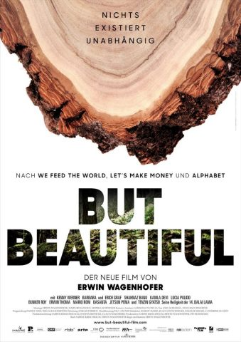 But Beautiful - 2019 Filmposter