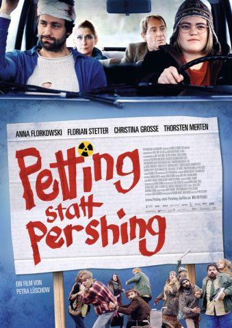 Petting statt Pershing - 2018 Filmposter