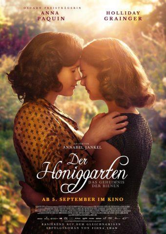 Der Honiggarten - 2018 Filmposter