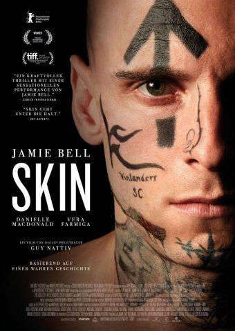 Skin - 2018 Filmposter