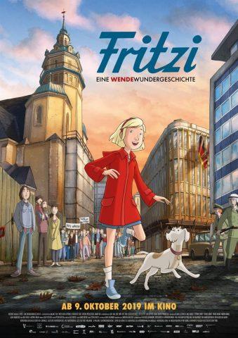 Fritzi - 2019 Filmposter