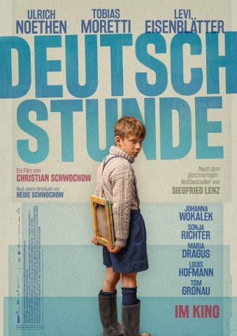 Deutschstunde - 2019 Filmposter