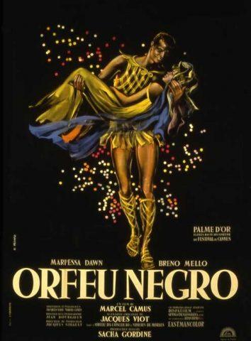Orfeu Negro - 1959 Filmposter