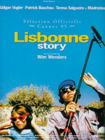 Lisbon Story - 1994 Filmposter
