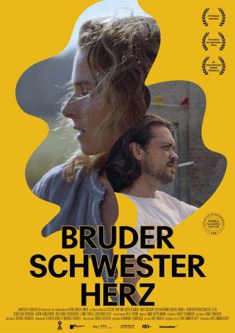Bruder Schwester Herz - 2019 Filmposter