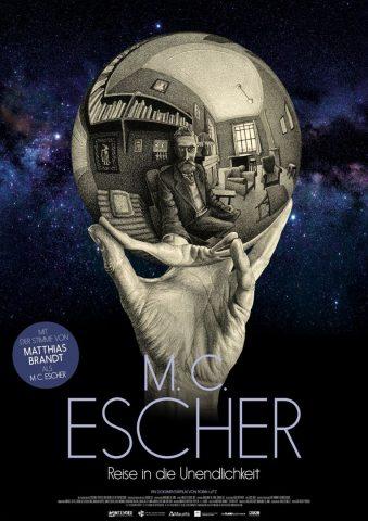 M. C. Escher - 2018 Filmposter