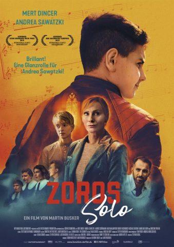 Zoros Solo - 2018 Filmposter