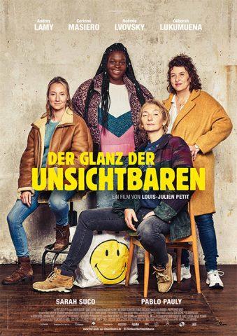 Der Glanz der Unsichtbaren - 2018 Filmposter