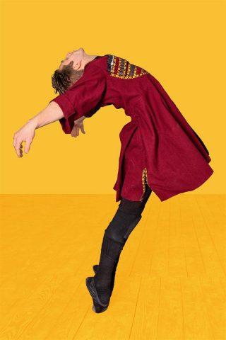 Als wir tanzten - 2019 Filmposter