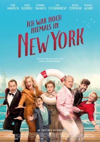 Ich war noch niemals in New York - 2019 Filmposter