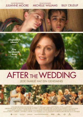 After the Wedding - 2019 Filmposter