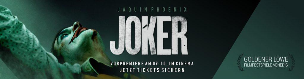 Joker Ad Banner