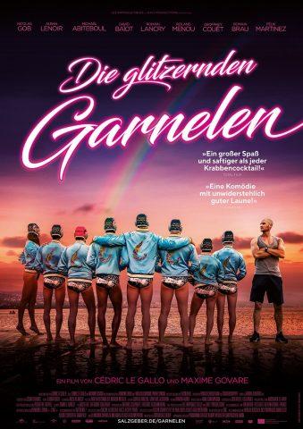 Die glitzernden Garnelen - 2019 Filmposter