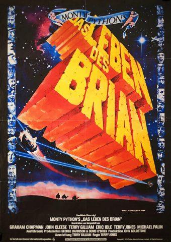Das Leben des Brian - 1979 Filmposter