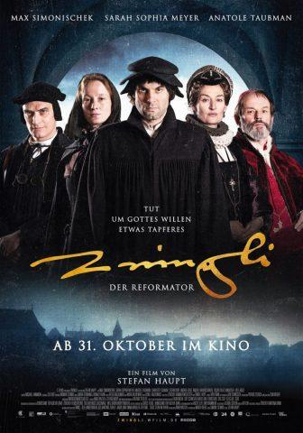 Zwingli - 2018 Filmposter