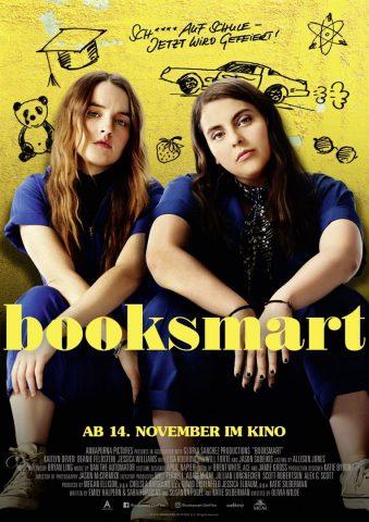 Booksmart - 2019 Filmposter
