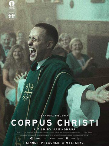 Corpus Christi - 2019 Filmposter