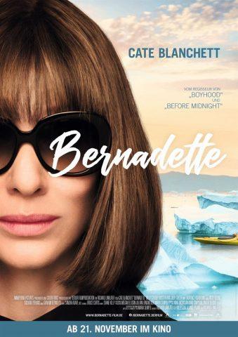 Bernadette - 2019 Filmposter