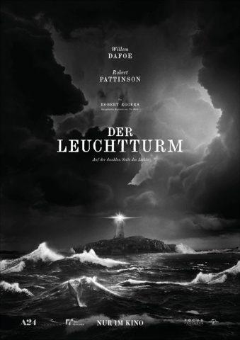 Der Leuchtturm - 2019 Filmposter