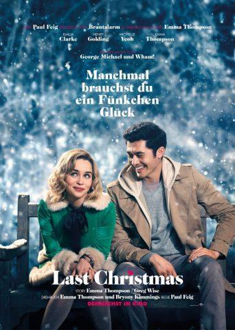 Last Christmas - 2019 Filmposter