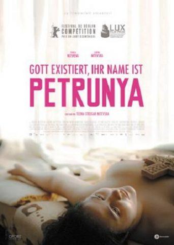 Gott existiert, ihr Name ist Petrunya - 2019 Filmposter
