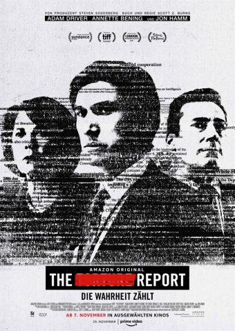 The Report - 2019 Filmposter