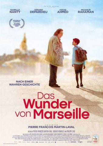 Das Wunder von Marseille - 2019 Filmposter