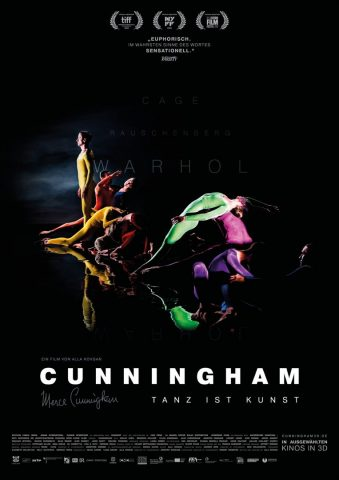 Cunningham - 2018 Filmposter