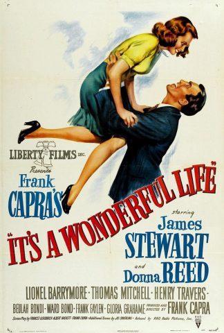 Ist das Leben nicht schön? - 1946 Filmposter