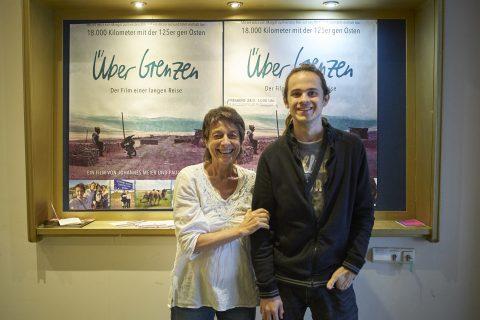 Über Grenzen - Filmpremiere im Metropol 2019