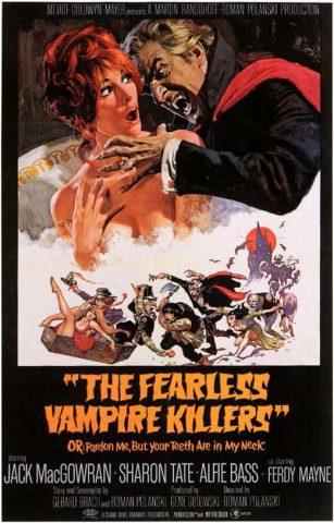 Tanz der Vampire - 1967 Filmposter
