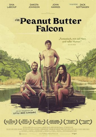 The Peanut Butter Falcon - 2019 Filmposter