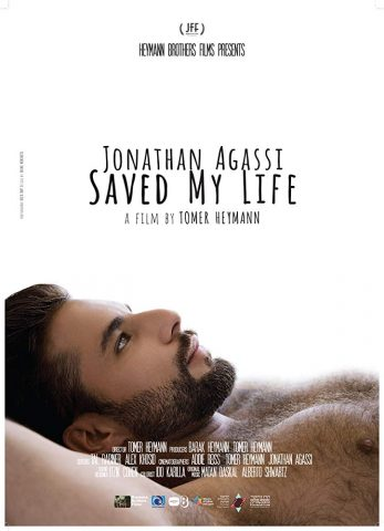 Jonathan Agassi Saved My Life - 2019 Filmposter