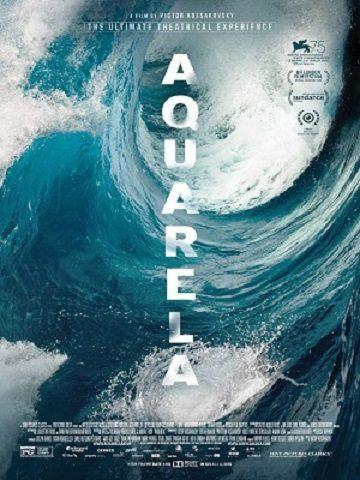 Aquarela - 2018 Filmposter