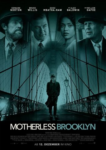 Motherless Brooklyn - 2019 Filmposter