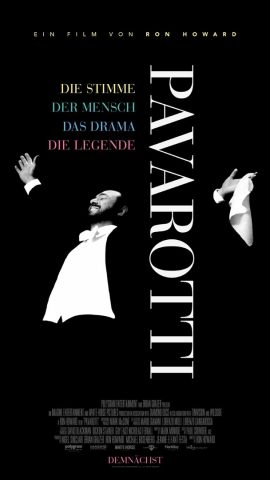 Pavarotti - 2019 Filmposter