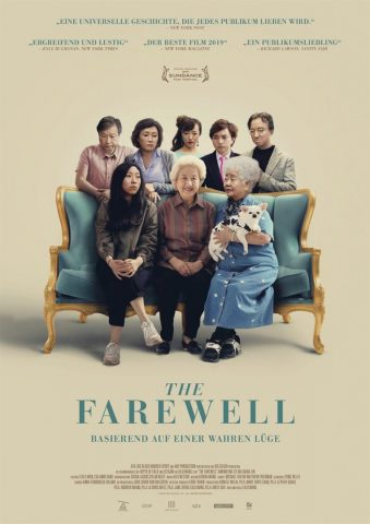The Farewell - 2019 Filmposter
